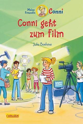 Gebundenes Buch »Conni geht zum Film / Conni Erzählbände Bd.26«