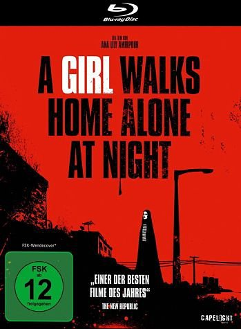 Blu-ray »A Girl Walks Home Alone at Night«
