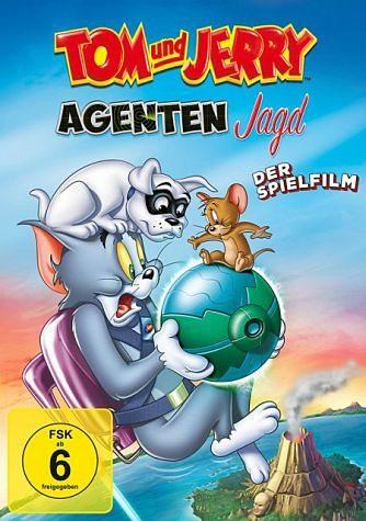 DVD »Tom & Jerry - Agentenjagd«