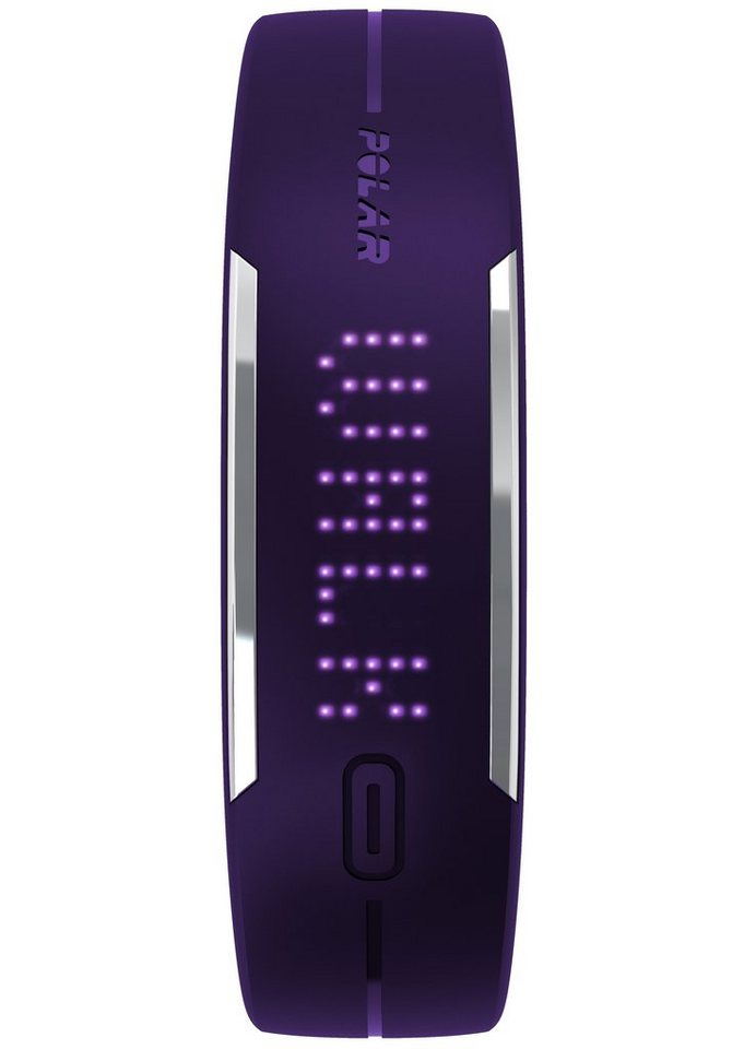 Polar Activity Tracker, »Polar Loop Blackcurrant« in lila