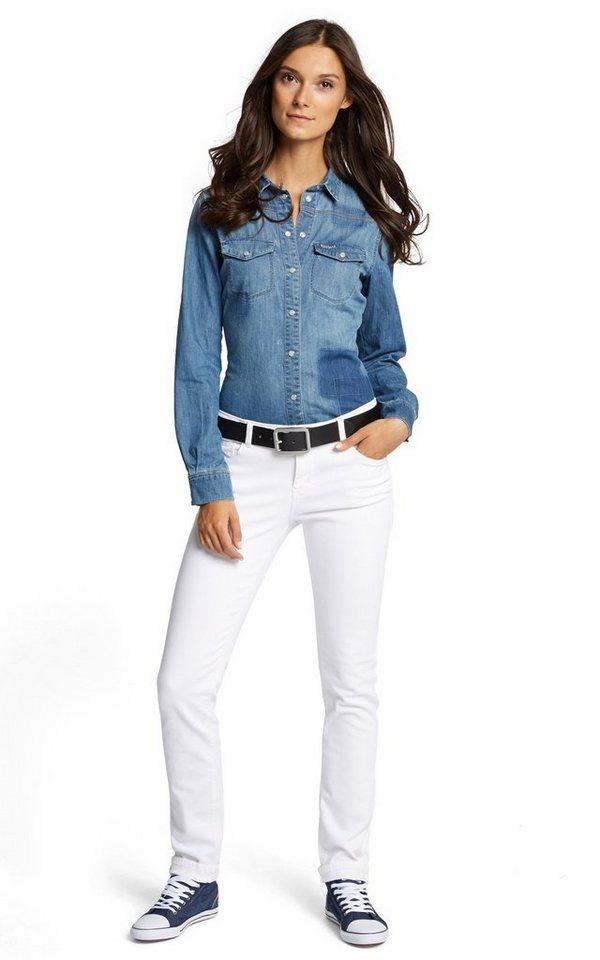 H.I.S Jeans »Monroe, Skinny« in optic white