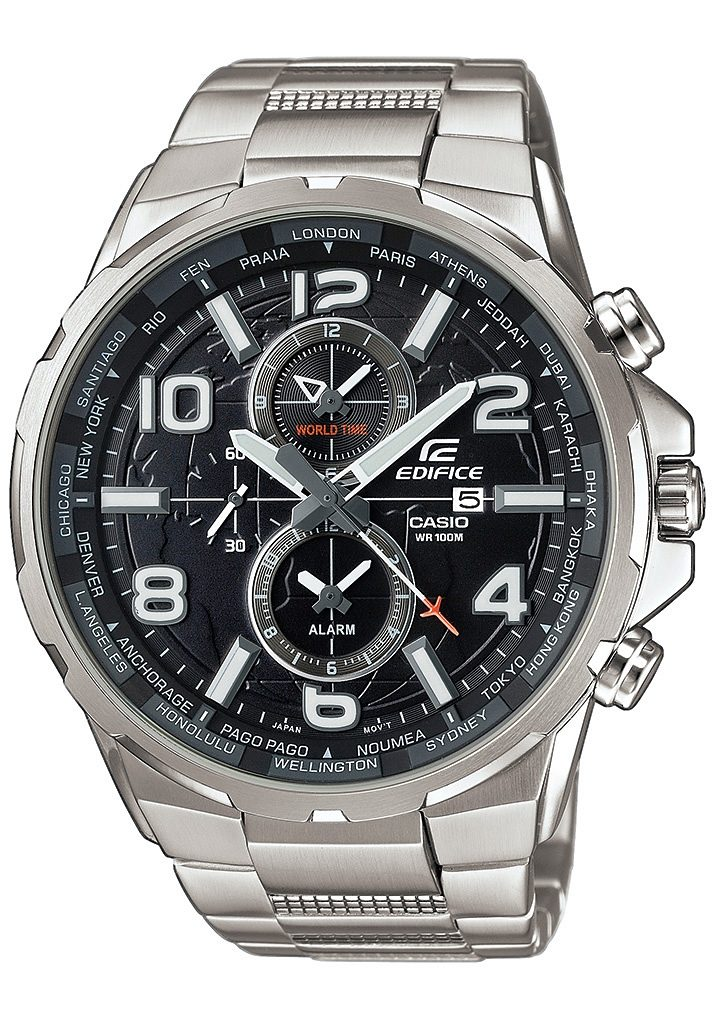 Casio Edifice Multifunktionsuhr »EFR-302D-1AVUEF«
