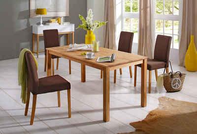 Küchentisch Mit Stühlen essgruppe kaufen esstisch mit stühlen tischgruppe otto