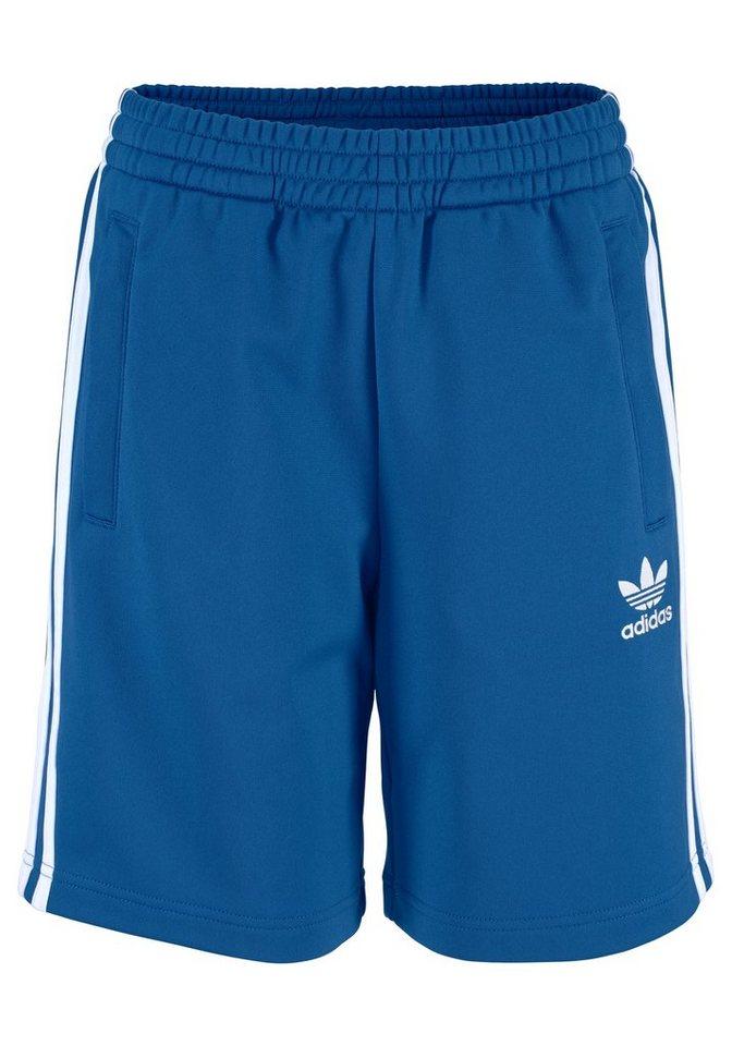 adidas Originals Shorts in Blau