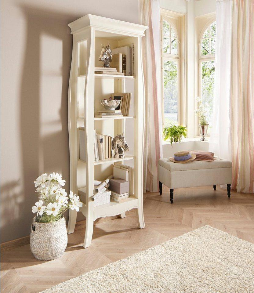 Home affaire Regal »Kristine«, Breite 71 cm. in cremefarben