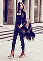 J. Jayz Modeschal »Poncho im Jacquard-Muster«, Bild 7