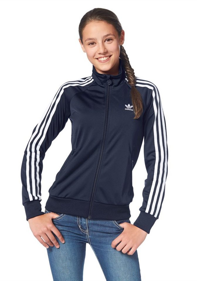 adidas Originals Funktions-Trainingsjacke in blau