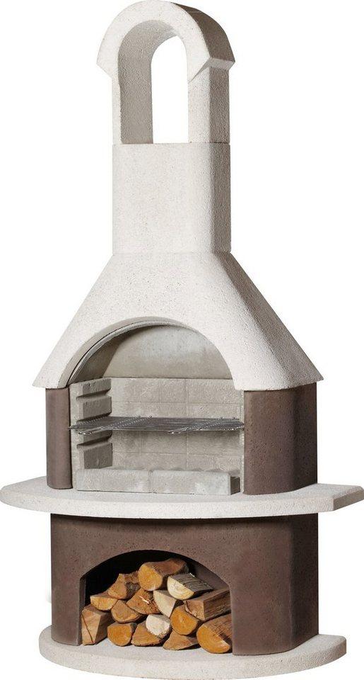 buschbeck grillkamin ancona online kaufen otto. Black Bedroom Furniture Sets. Home Design Ideas