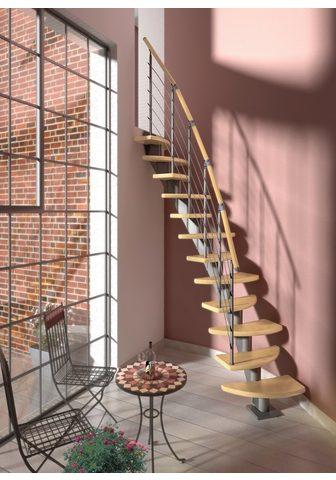 DOLLE Laiptai »Berlin« Edelstahlgeländer su ...