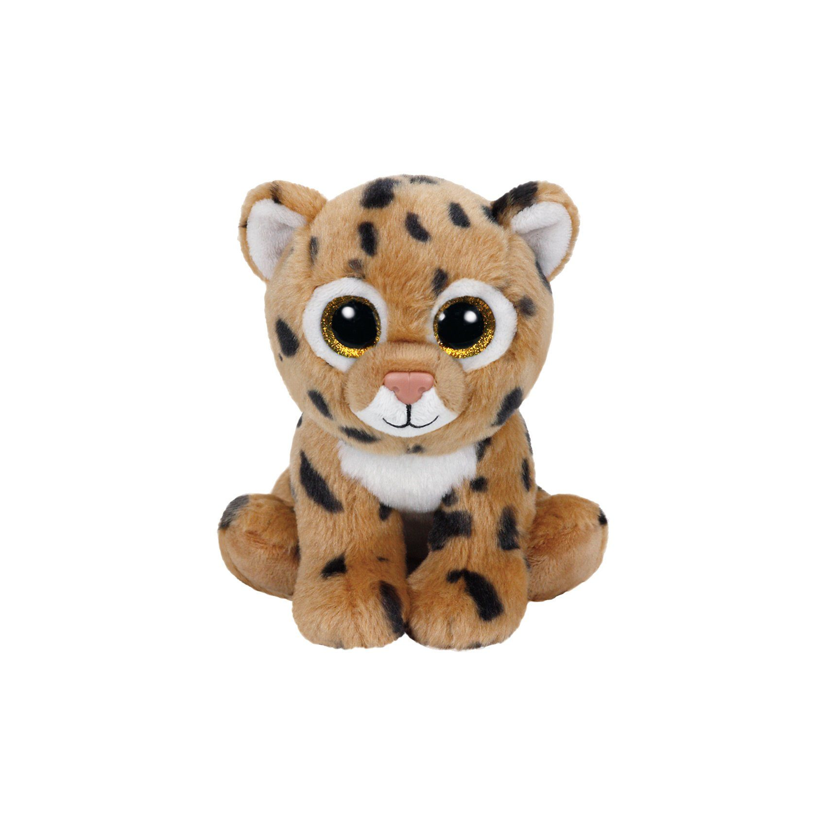 Ty Beanie Babies 15cm Leopard Freckles
