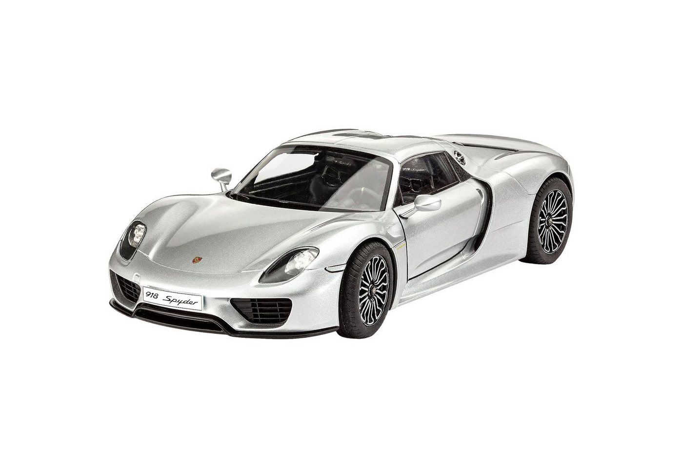 Revell® Modellbausatz Porsche 918 Spyder im Maßstab 1:24