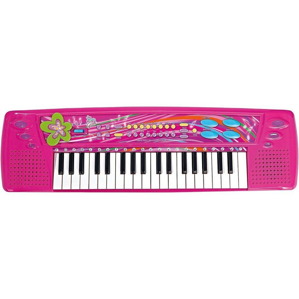 Simba MMW Girls Keyboard