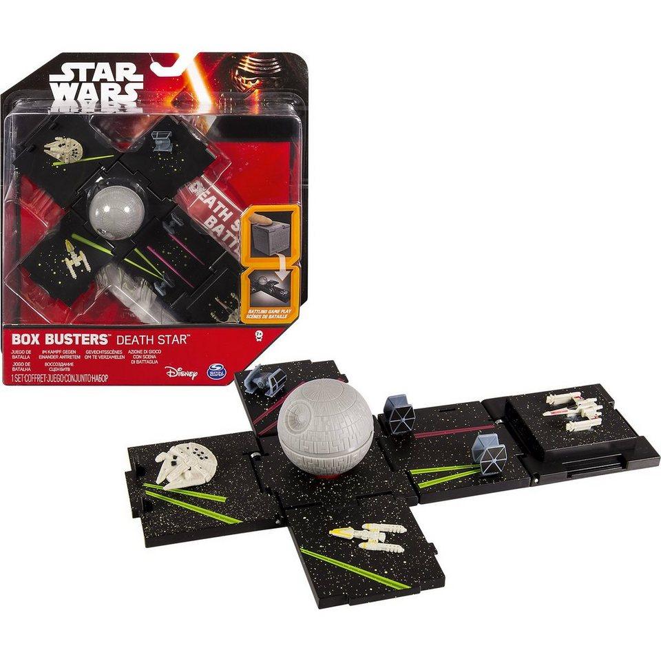 Spin Master Star Wars Box Busters Kampfwürfel Todesstern, 1 Set