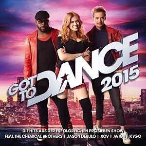 Audio CD »Various: Got To Dance 2015«