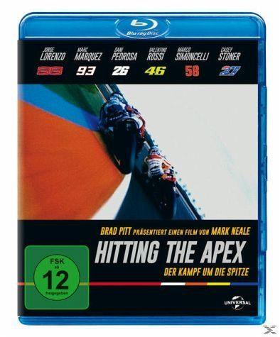 Blu-ray »Hitting the Apex - Der Kampf um die Spitze (OmU)«