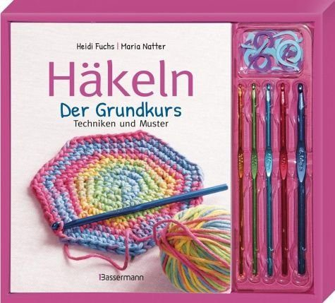 Broschiertes Buch »Häkeln. Der Grundkurs.«