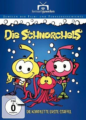 DVD »Die Schnorchels 1«