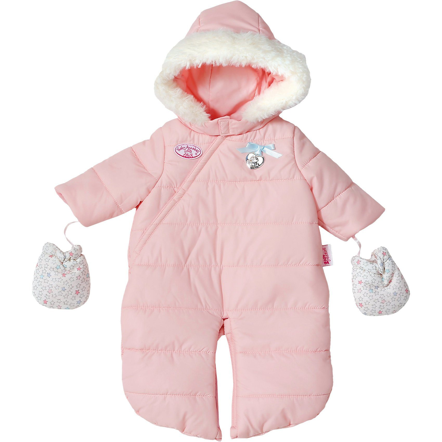 Zapf Creation Baby Annabell® Puppenkleidung Winter Set 2in1, 46 cm