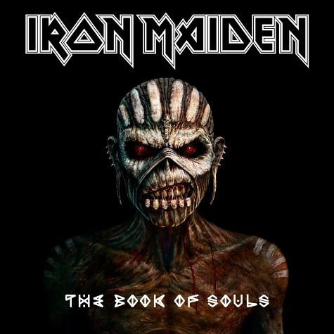 Audio CD »Iron Maiden: The Book of Souls (2CD Standard)«