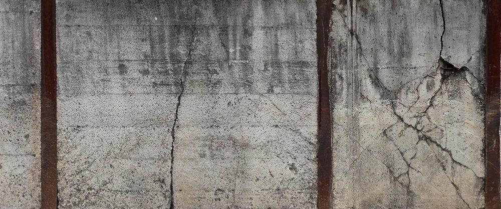 Fototapete, Architects Paper, »Beton Fototapete« 600 cm x 250 cm, Steinwand