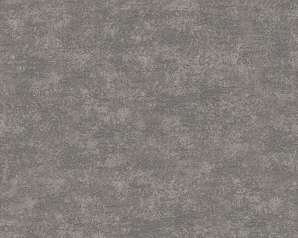 Vliestapete, Livingwalls, »Schöner Wohnen 7« in grau