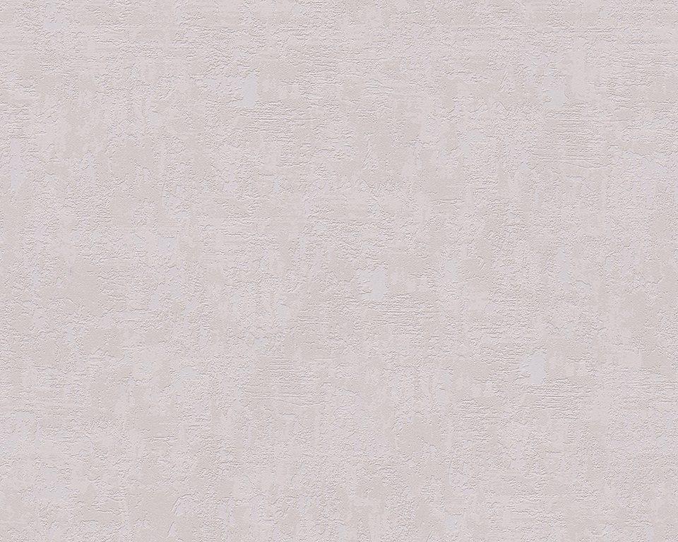 Vliestapete, Livingwalls, »Schöner Wohnen 7« in creme grau