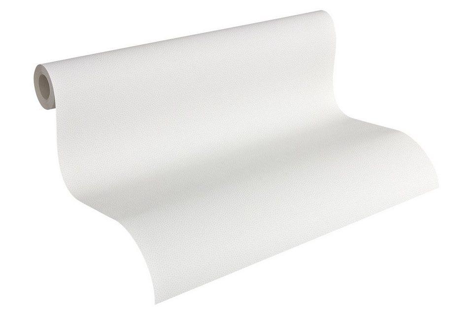 Papiertapete »Oilily« in weiß