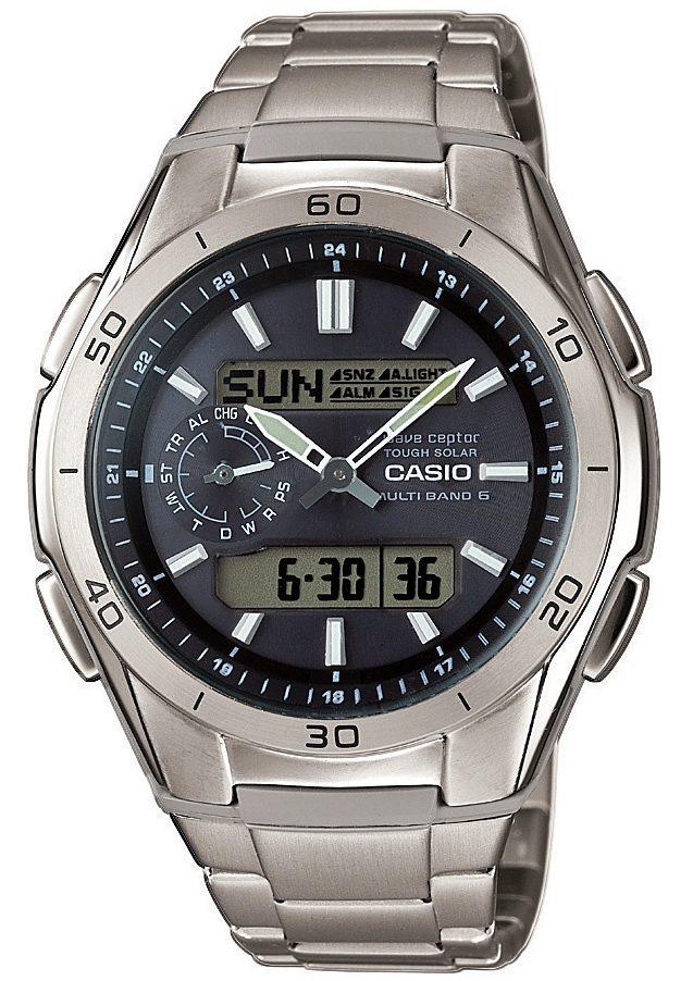 Casio Funk Funkchronograph »WVA-M650TD-1AER«