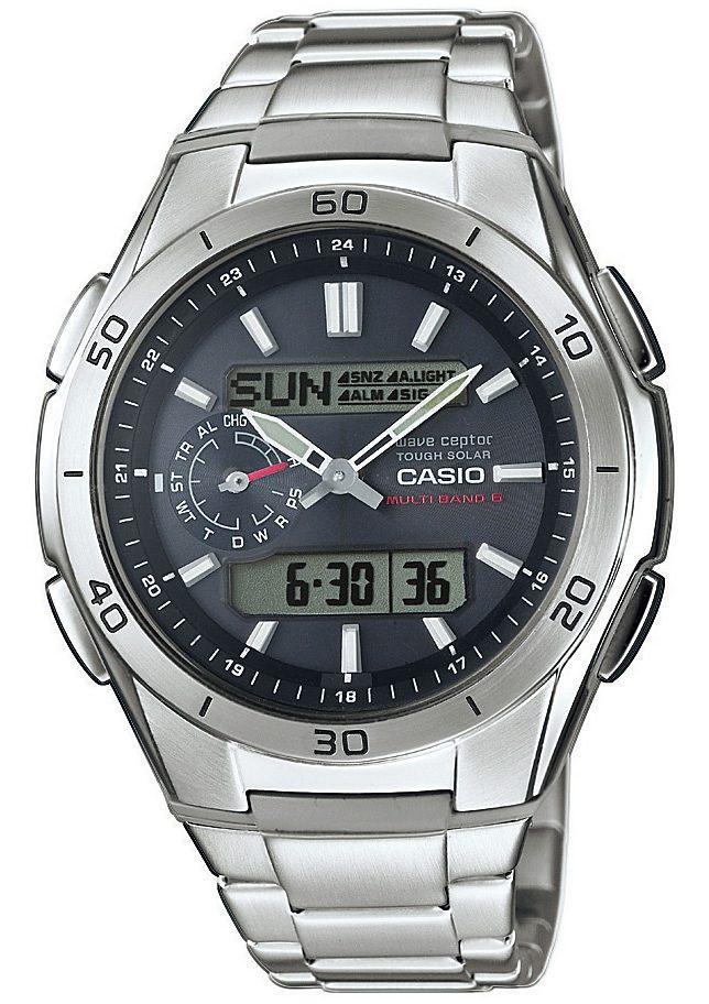 Casio Funk Funkchronograph »WVA-M650D-1AER«