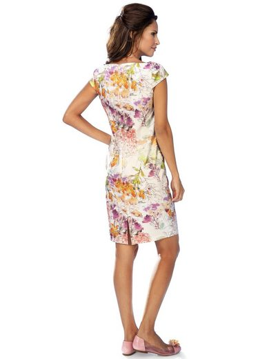 ASHLEY BROOKE by Heine Druckkleid Blumen