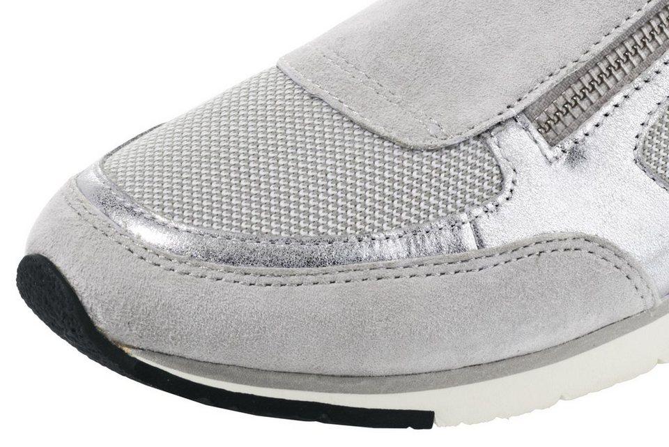 GABOR Sneaker von GABOR in grau/metallic