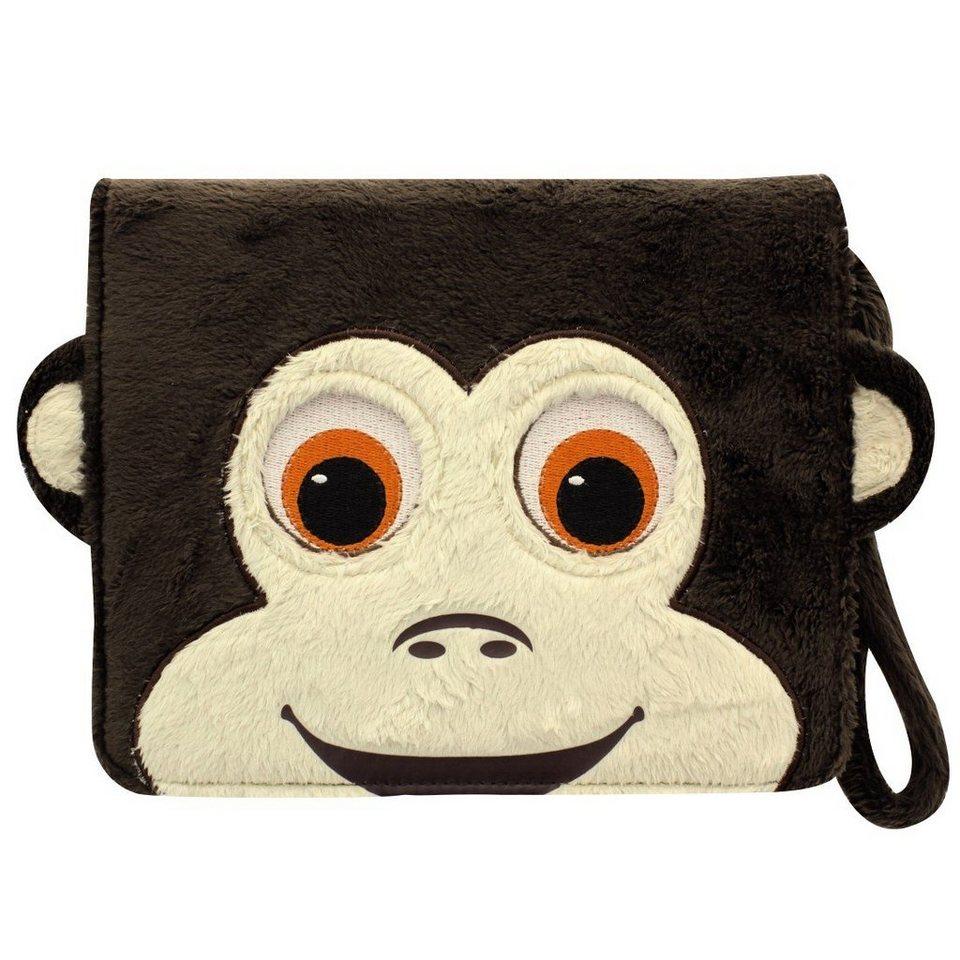 TabZoo Portfolio Tablet Tasche für Kindertablets 10,1 Zoll »(25,6 cm)« in Braun