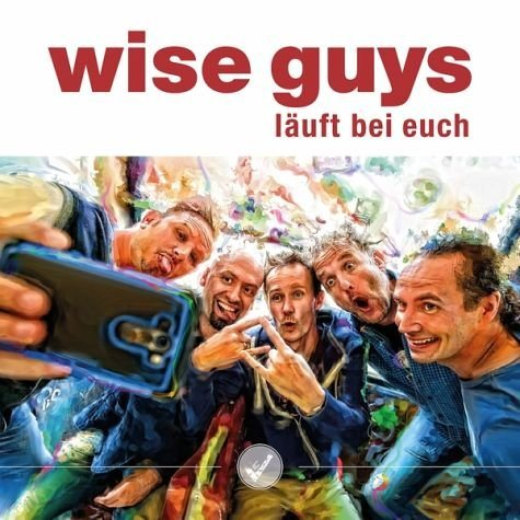 Audio CD »Wise Guys: Läuft Bei Euch«