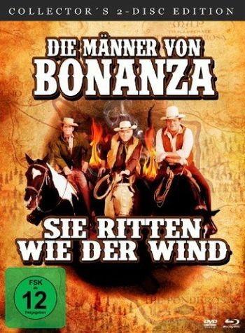 Blu-ray »Die Männer von Bonanza - Sie ritten wie der...«