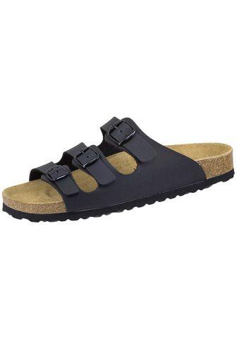 »808713« sandalai Bioline Pantolette j...