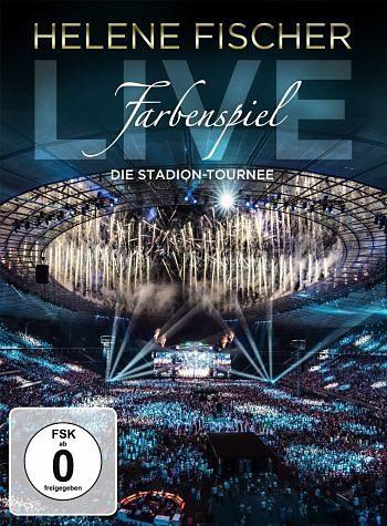 DVD »Farbenspiel Live - Die Stadion-Tournee«