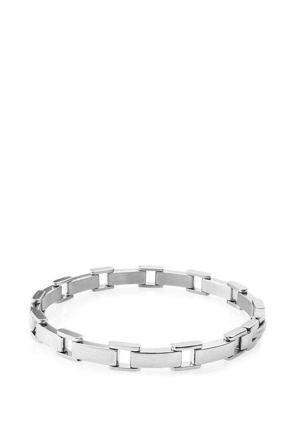ESPRIT CASUAL Silberfarbenes Gliederarmband