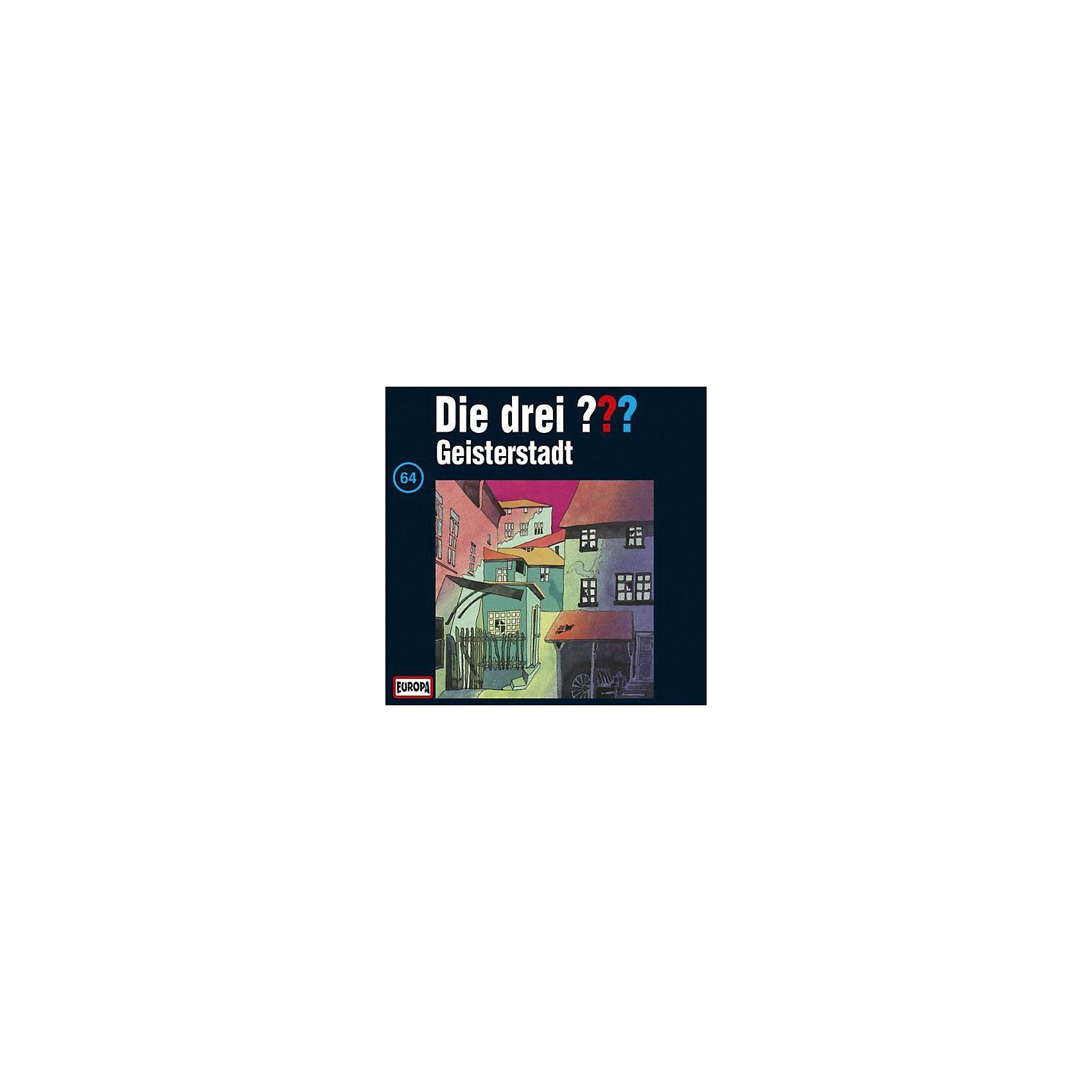 Sony CD Die Drei ??? 064/Geisterstadt
