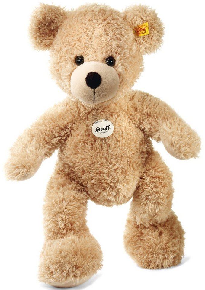 Steiff Plüschtier, 40 cm, »Fynn Teddybär« in beige