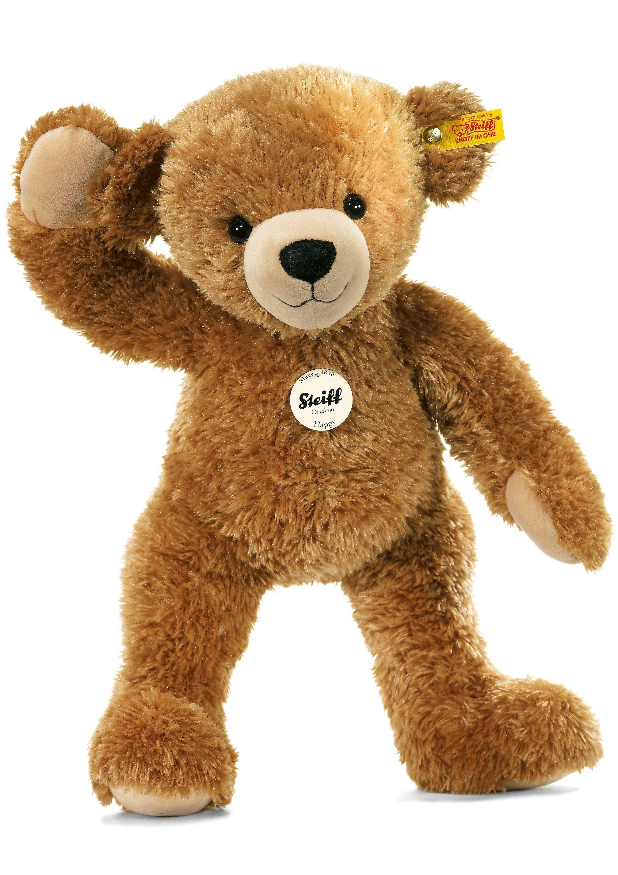 Steiff Plüschtier, 28 cm, »Happy Teddybär«