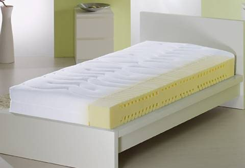 Kaltschaummatratze »Medisan Dream KS«, f.a.n. Schlafkomfort, 19 cm hoch, Raumgewicht: 37, alle Größen (bis 100x200 cm) = 1 Preis!