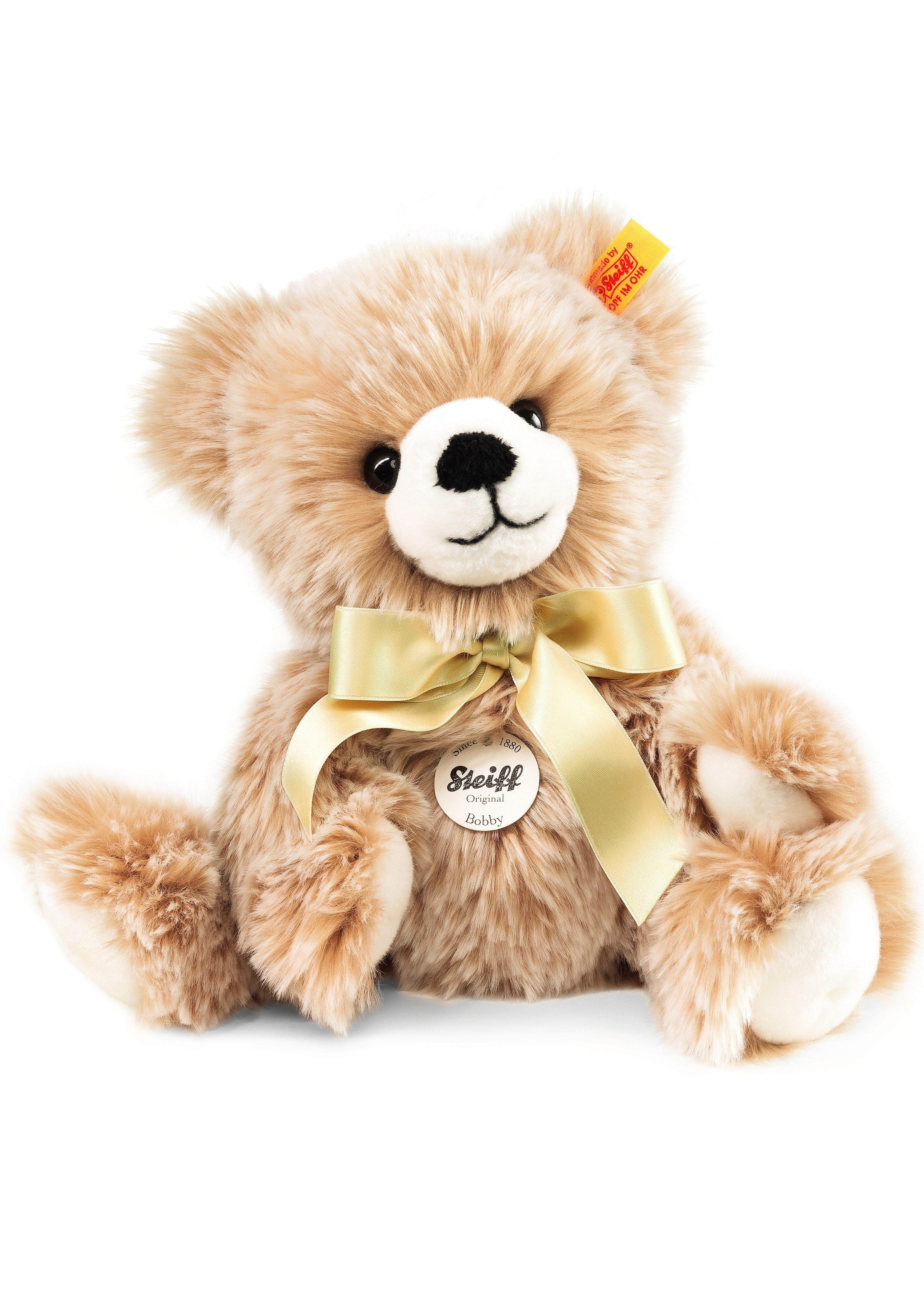 Steiff Plüschtier, 30 cm, »Bobby Schlenker-Teddybär«