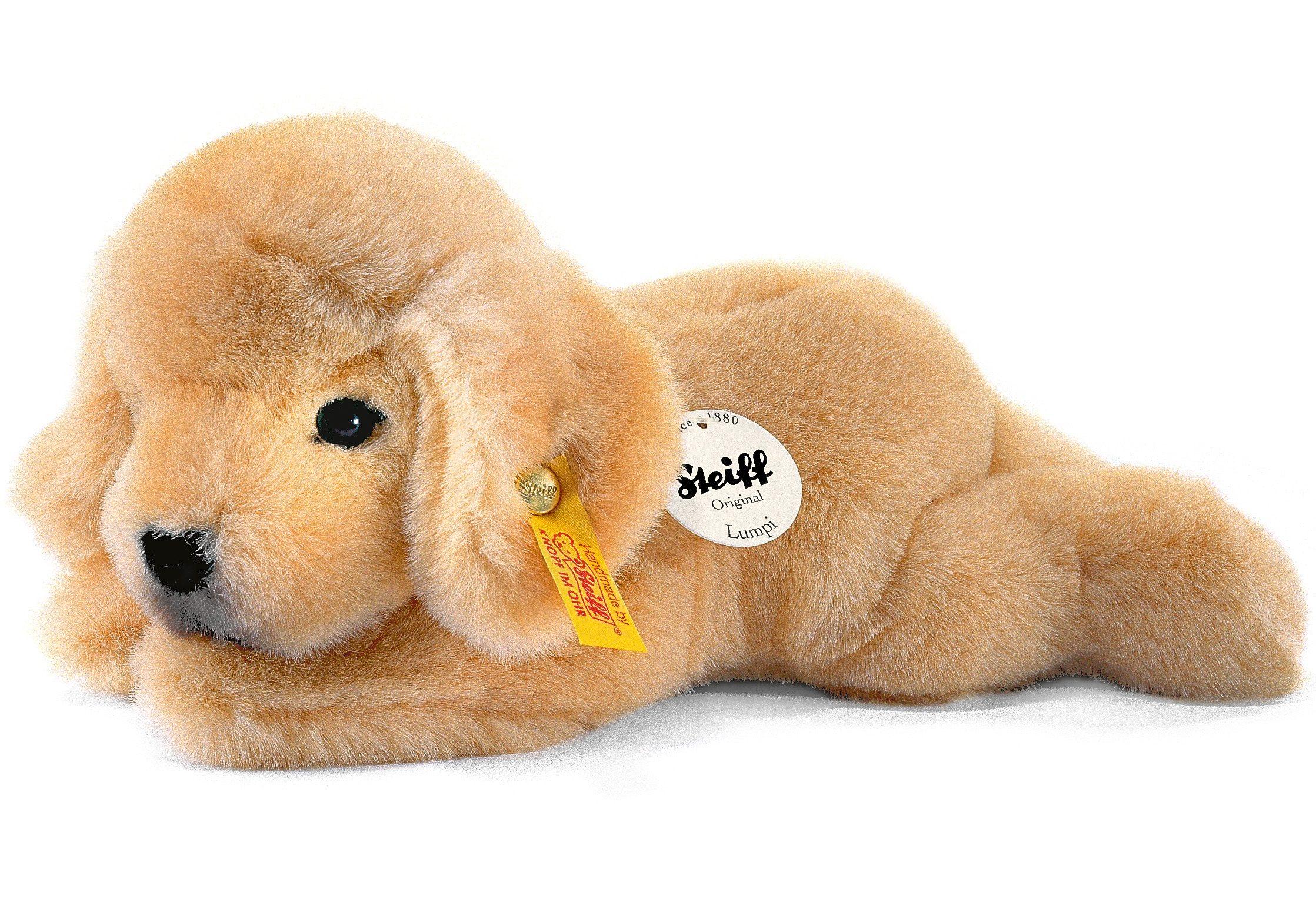 Steiff Plüschhund, »Kleiner Freund Golden Retriever-Welpe Lumpi«