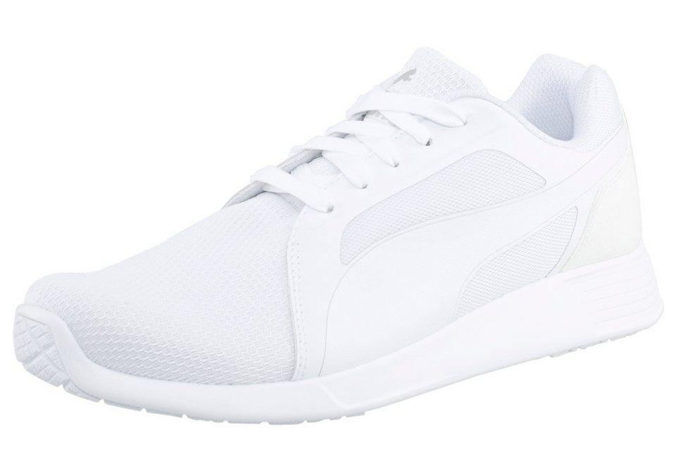 PUMA ST Trainer Evo Tech Sneaker in Weiß