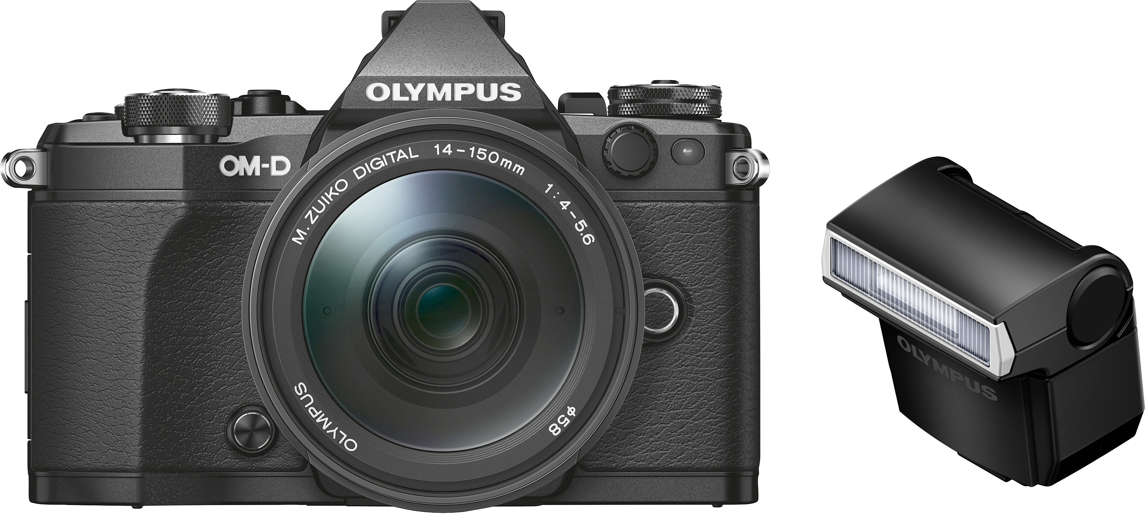 OM-D E-M5 Mark II Kit System Kamera, M.ZUIKO DIGITAL ED 14-150mm 1:4.0-5.6 II Zoom