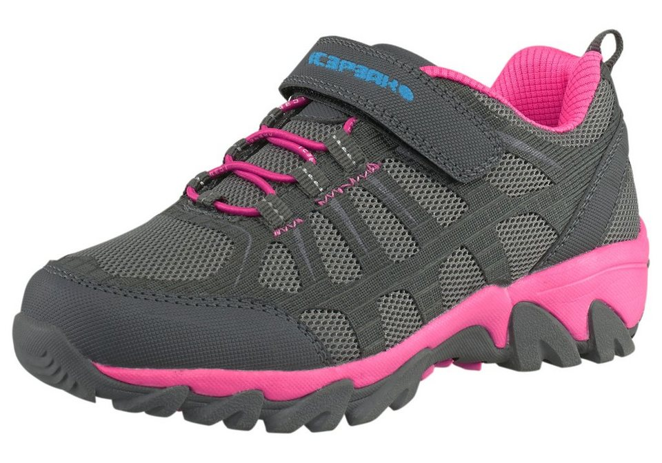 Icepeak Wakana JR Outdoorschuh in Grau-Pink