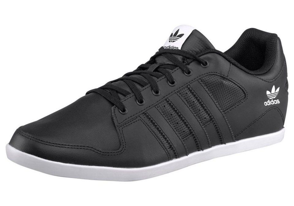 adidas Originals Plimcana 2.0 Low Sneaker in Schwarz