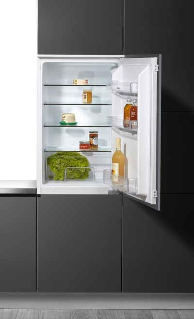 Amica Einbaukühlschrank EVKS 16172, 87,5 cm hoch, 54,0 cm breit, 87,5 cm