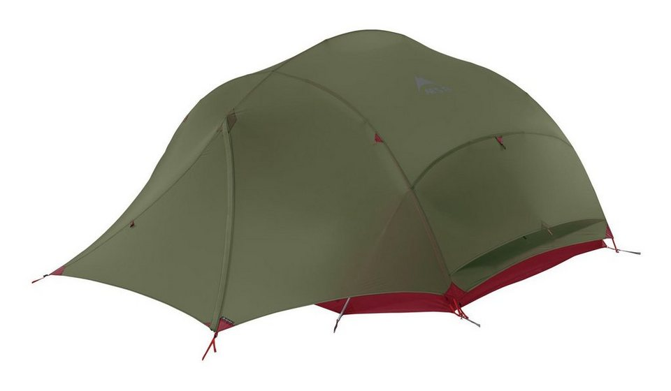 MSR Zelt »Papa Hubba NX Tent« in oliv