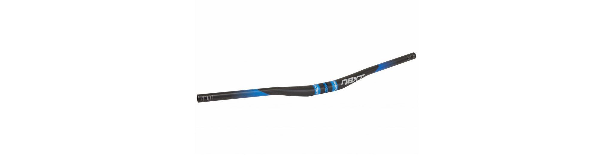 Race Face Lenker & Barends »Next 3/4 Riser 725 mm Ø31.8 mm Carbon blau«